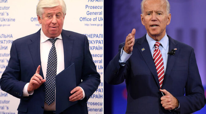 Ukraine, the Bidens, and corruption
