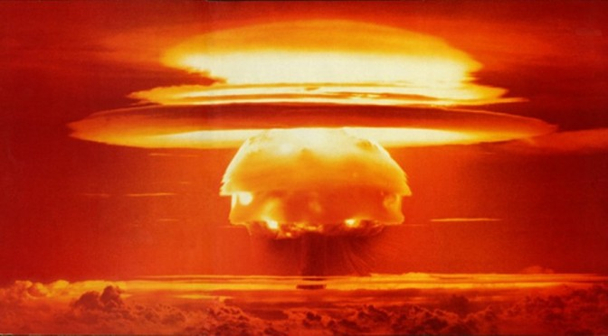 Obama Fueling Nuclear Proliferation