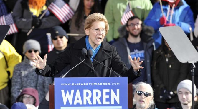 Warren In For 2020