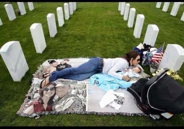 honoring their sacrifice
