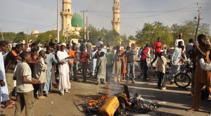 Islam's War On Islam Growing