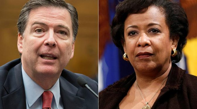 Senate To Probe Loretta Lynch