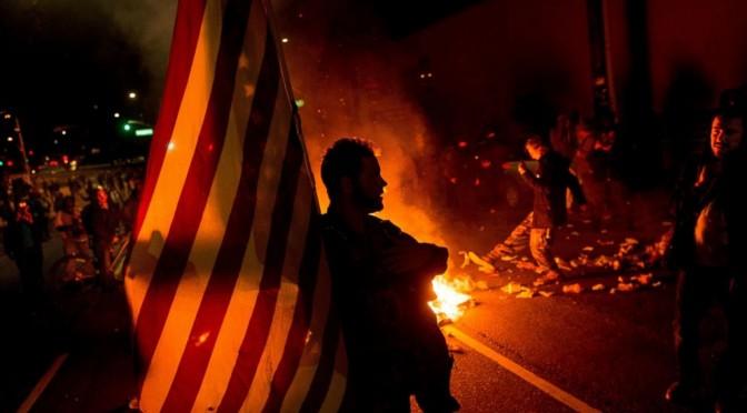How Russia Views Ferguson