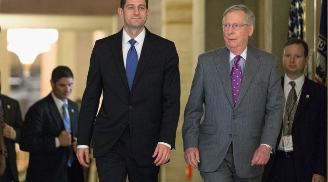 New Leadership For Congress
