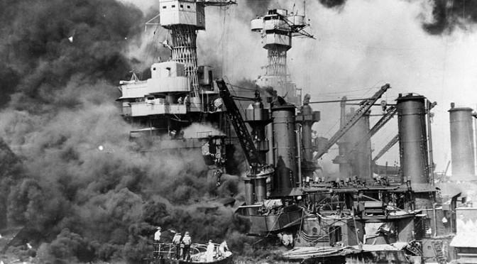 Dec 7, Pearl Harbor Day