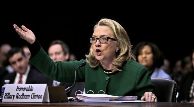Special Treatment, Clinton, Special Prosecutor