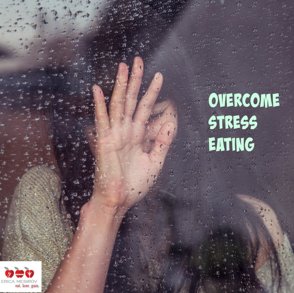 overcome stress eating