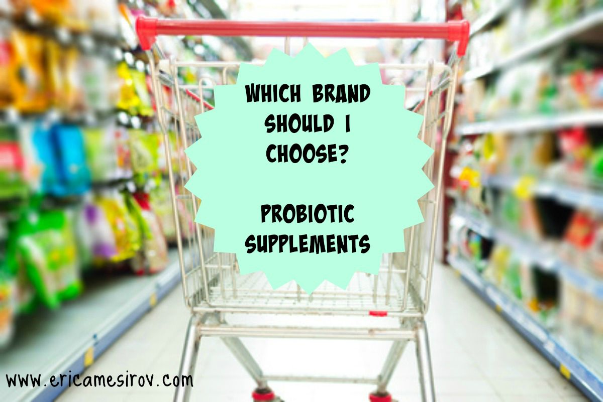 best probiotic supplements