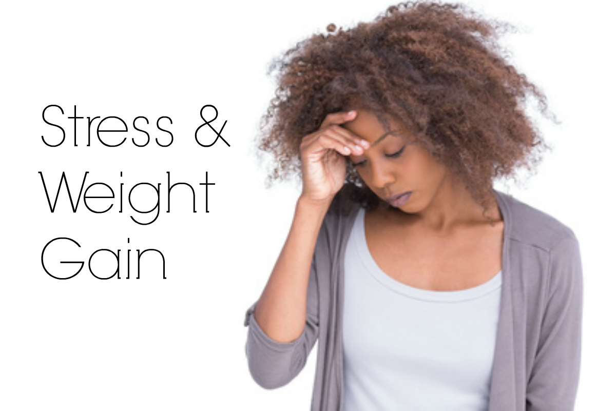 cortisol stress and weight gain