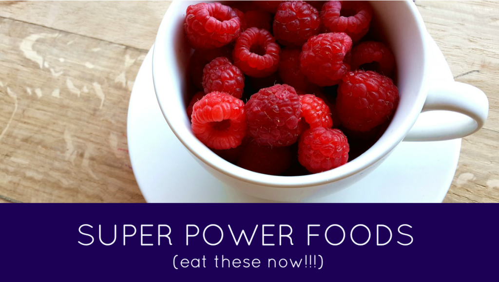 super power foods