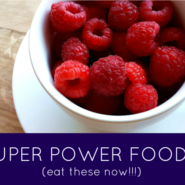 8 Power Foods to Eat Daily