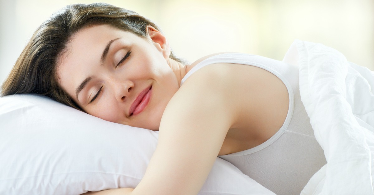 restful sleep challenge