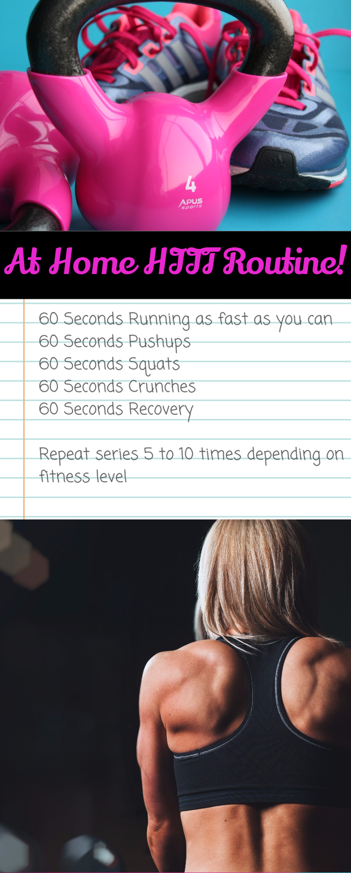 At home HIIT Routine - The best exercise for weight loss so get the benefits at home Cardio/ Strength/ Abs / Muscles/ Strong/ Diet / Gym/ Running/