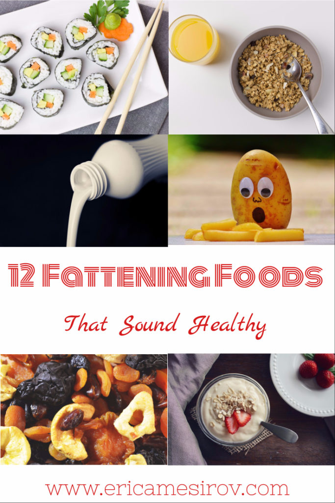 foods to gain weight that sound healthy