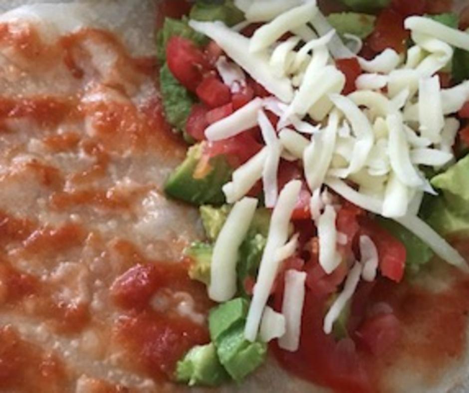 healthy pizza pocket recipe