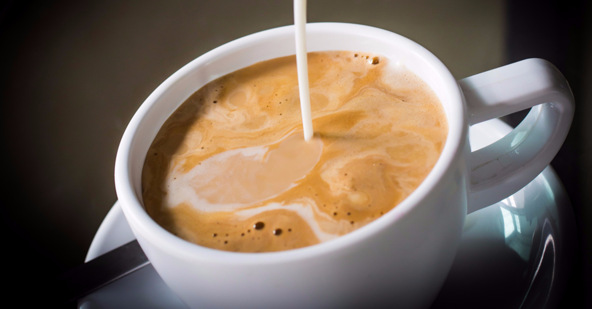 The best healthy coffee creamer