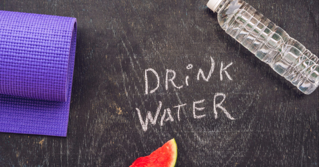 12 Ways to Drink More Water Right Now