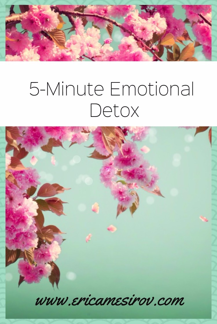 5-Minute Emotional Detox - Step by Step Guide
