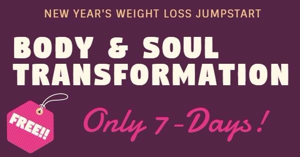 New Years Weight Loss Jump-start Program