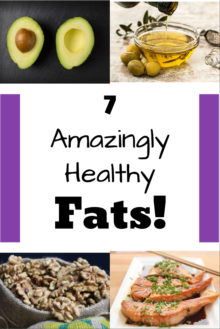 7 healthy fats that are amazingly good for you (cancer prevention/ healthy heart/ heart disease prevention/ natural depression relief/ disease prevention/ fats for weight loss/ healthy keto fats/ fats for ketogenic diet/ monounsaturated fats/ polyunsaturated fats/ omega-3 fats)/