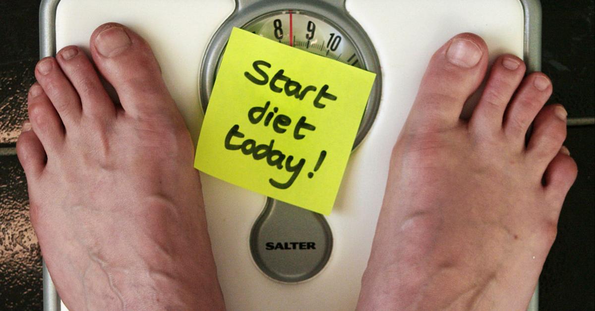 start your diet today