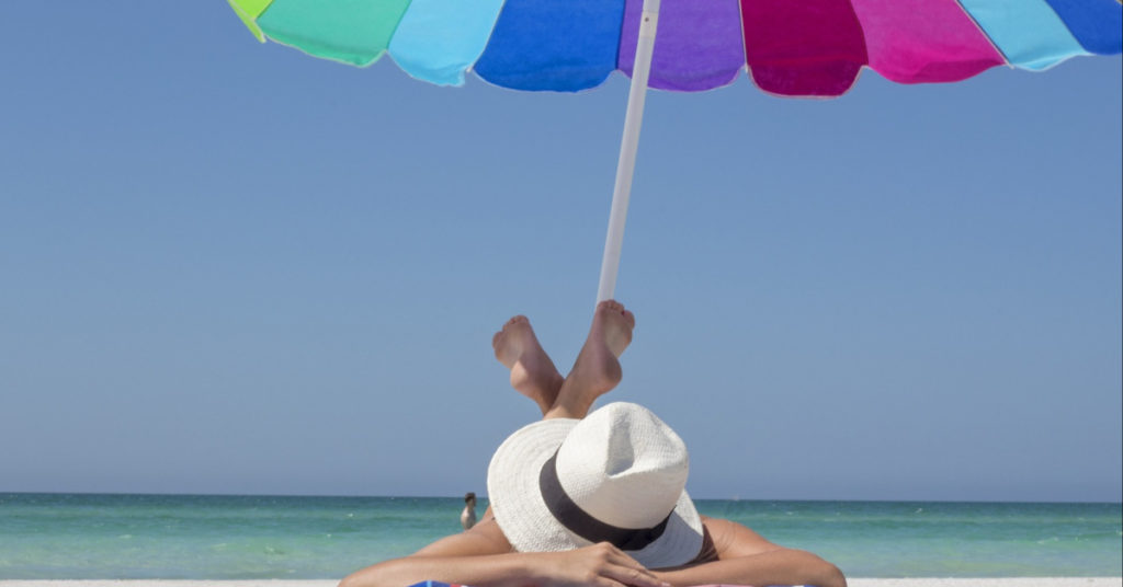 Safely enjoy the sun without a sunburn