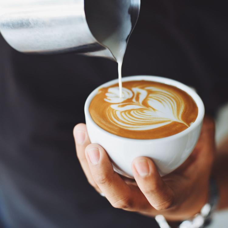 indulgent activities like coffee