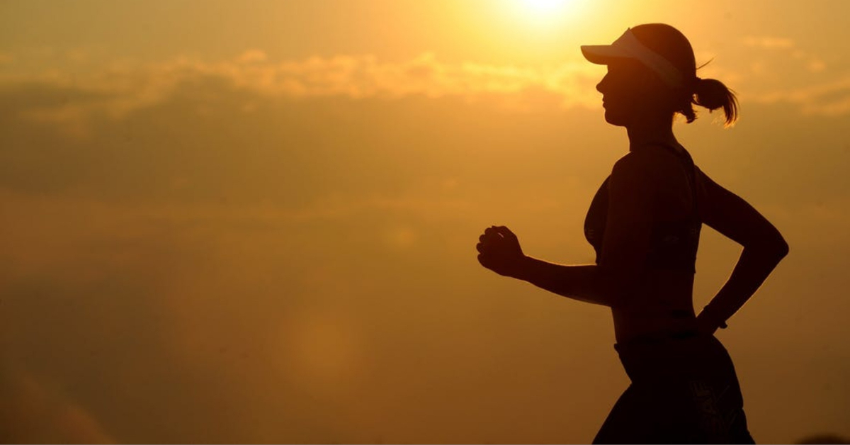 staying fit to keep your body young