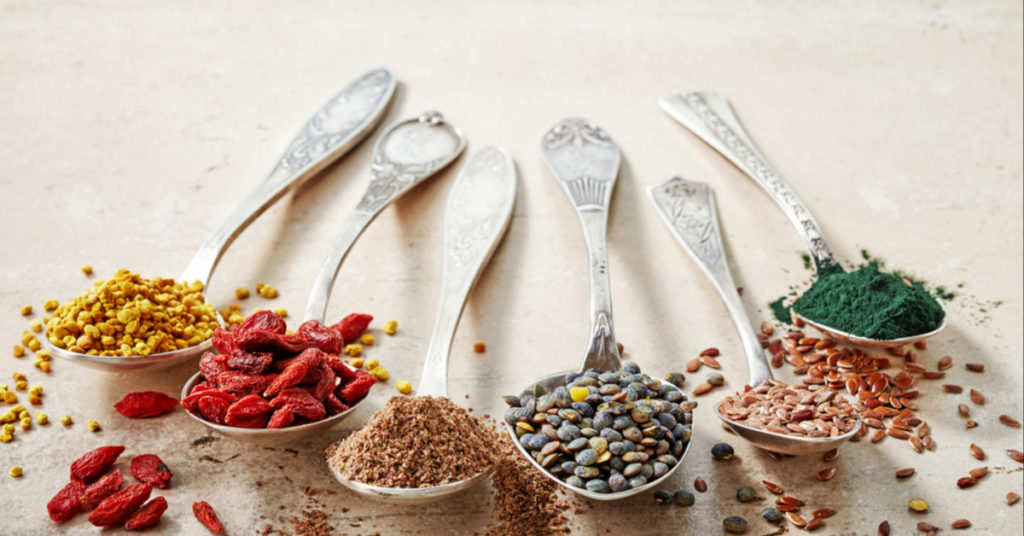 10 ways to eat more Superfoods