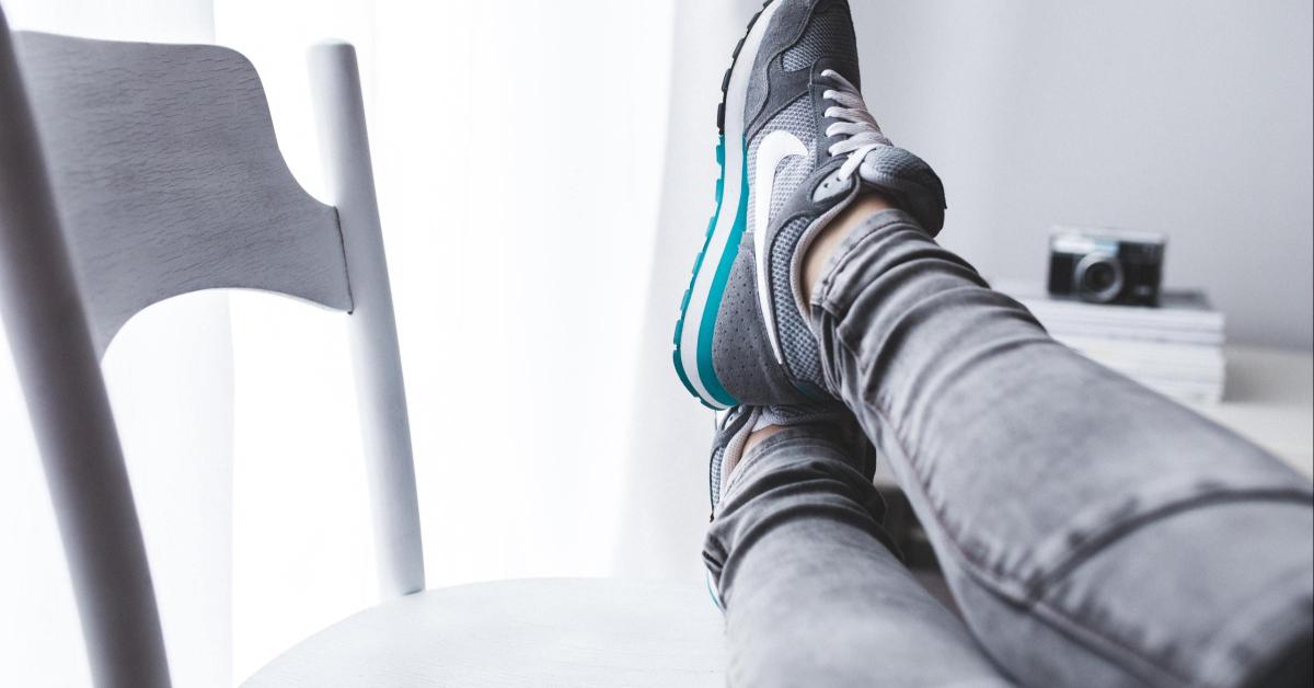 Elevate legs