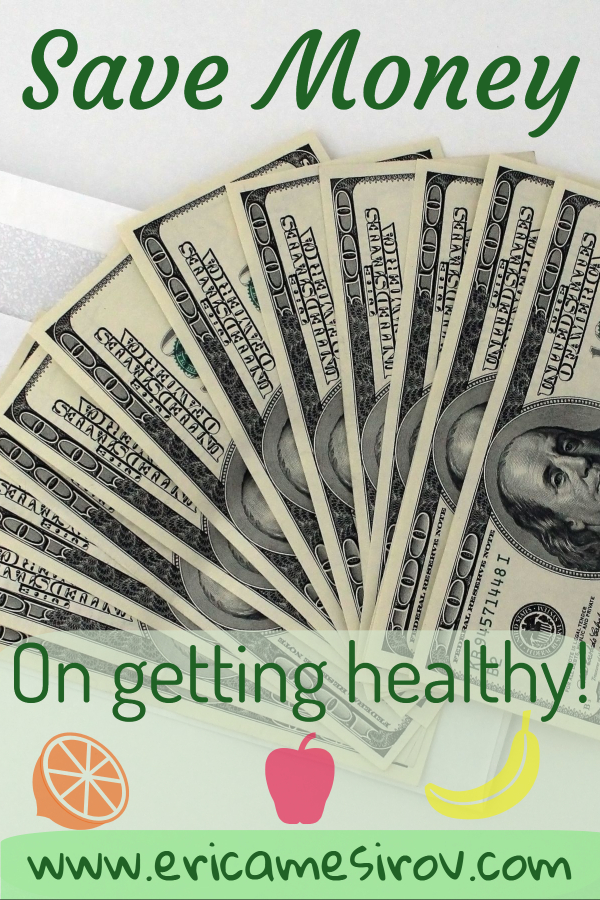 save money getting healthy on the cheap (economical health ideas/ easy ways to lose weight/ tricks for staying active/ cheap Fitbit alternatives/ sales and fitness gear/ sales on diet programs/ at-home workouts/ fitness without gym membership/ frugal ways to workout/ frugal ways to eat healthy/ money saving tips/ good sales health store)