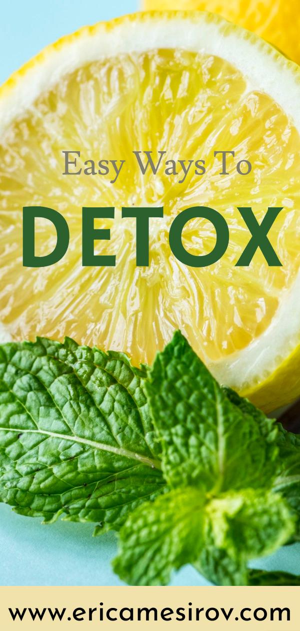easy cleansing activities (lemons for detox/ garlic for detox/ turmeric for detox/ milk thistle for detox/ activated charcoal for detox/ water for detox/ dandelion greens for detox/ support liver/ liver flush/ speed detoxification/ ways to cleanse/ sluggish liver/ detox herbs/ quick detox/ easy detox)
