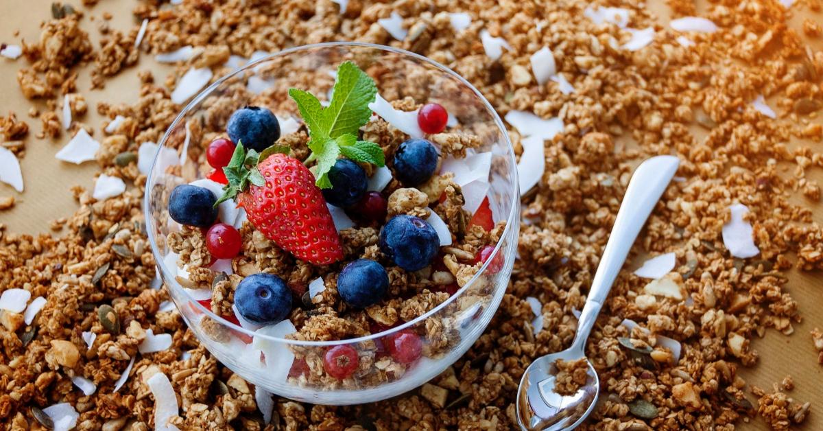 low-sugar cereals