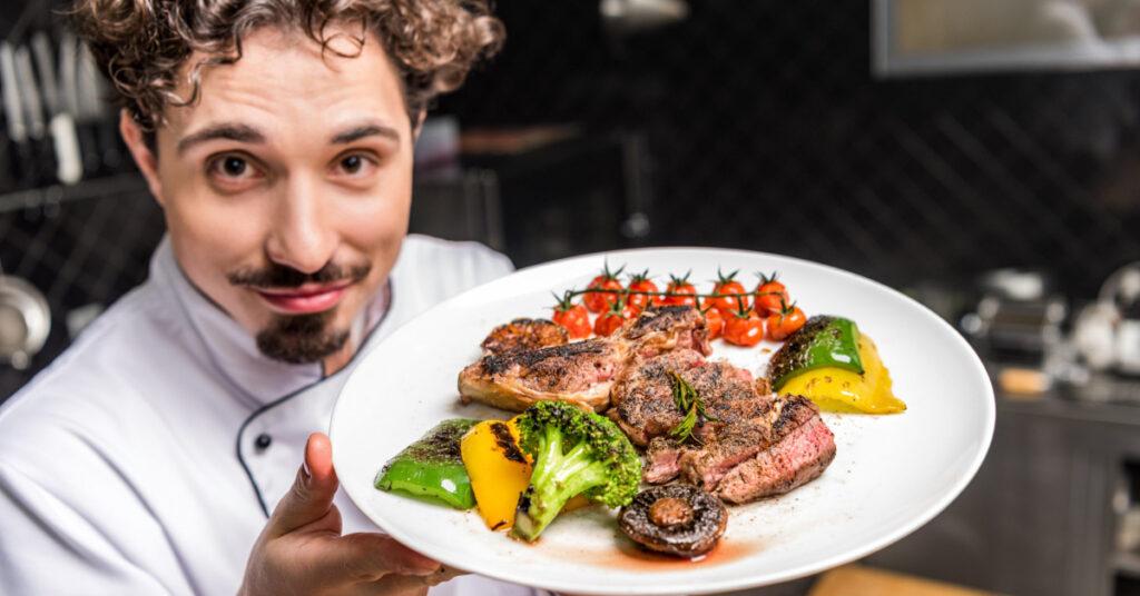 healthier restaurant cuisine