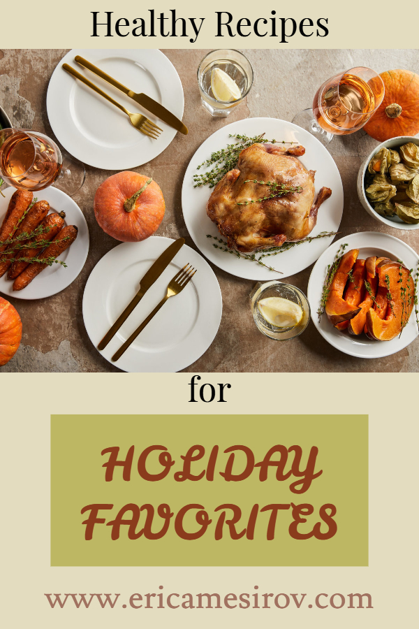 Weight loss holiday favorites (holiday weight loss/