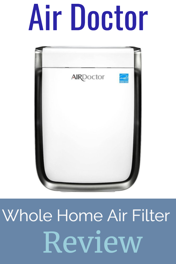 Air Doctor Air Filter Review (HEPA filters/carbon filters/ improve indoor air/ best air filter/ best filter for VOCs/ best filter for smoke/ best filter for formaldehyde/ toxins in the home/ indoor chemicals/ indoor air purifier/ filter pollutants from home/ affordable home air filter)