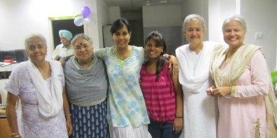 Rita and her 5 eternal protectors
