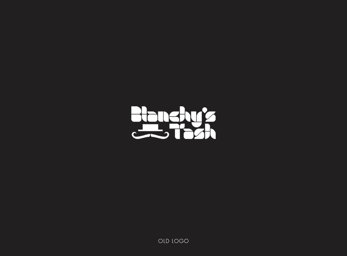 Blanchy's Tash, logo, xolve branding