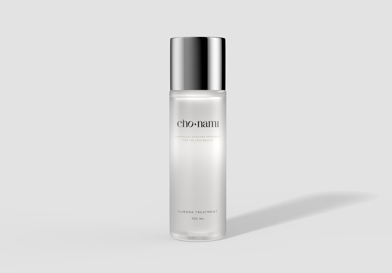 Cho Nami, Aurora Treatment, nước dưỡng trắng da, xolve branding, 3D cosmetic