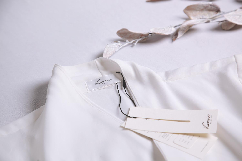cloth tag, stationary design, packaging design, fashion brand, brand agency in hcmc, xolve branding