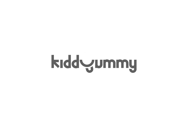 Kiddyummy logo on white background