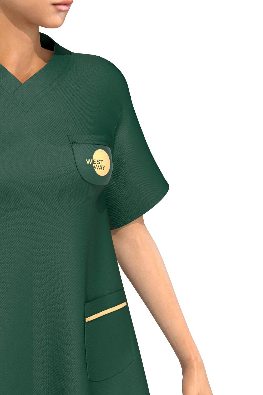 Westway employee uniform