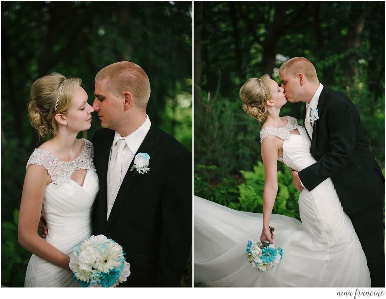 Pax Christi Catholic MN Wedding