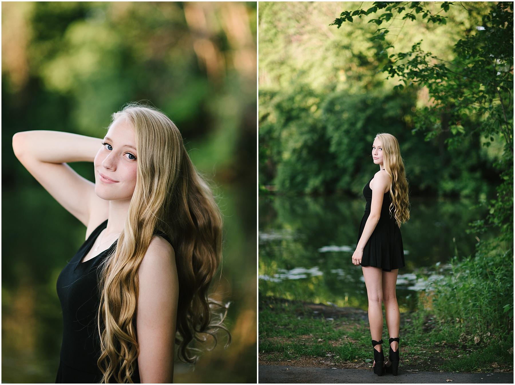 tall senior girl mn
