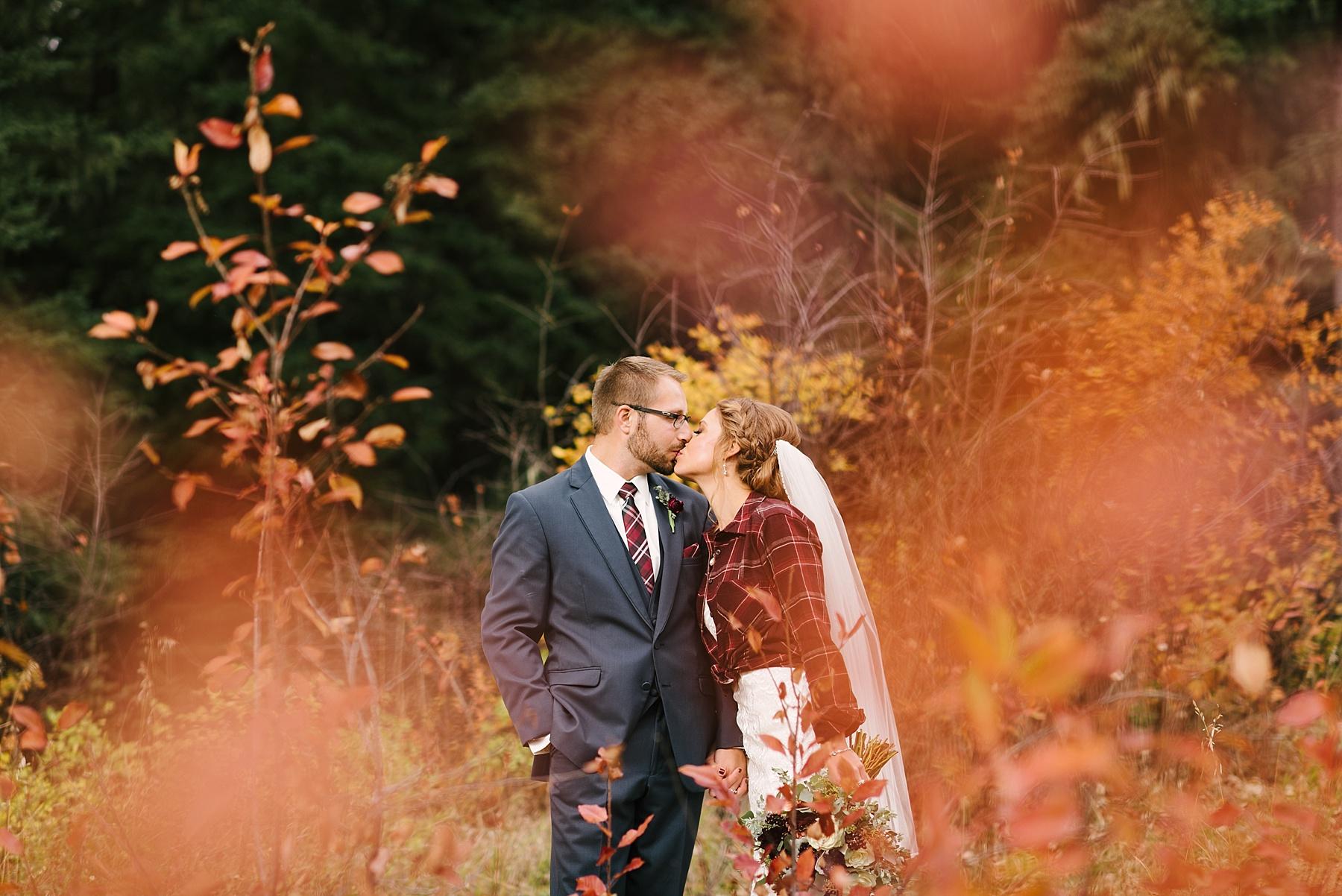 black hills fall wedding