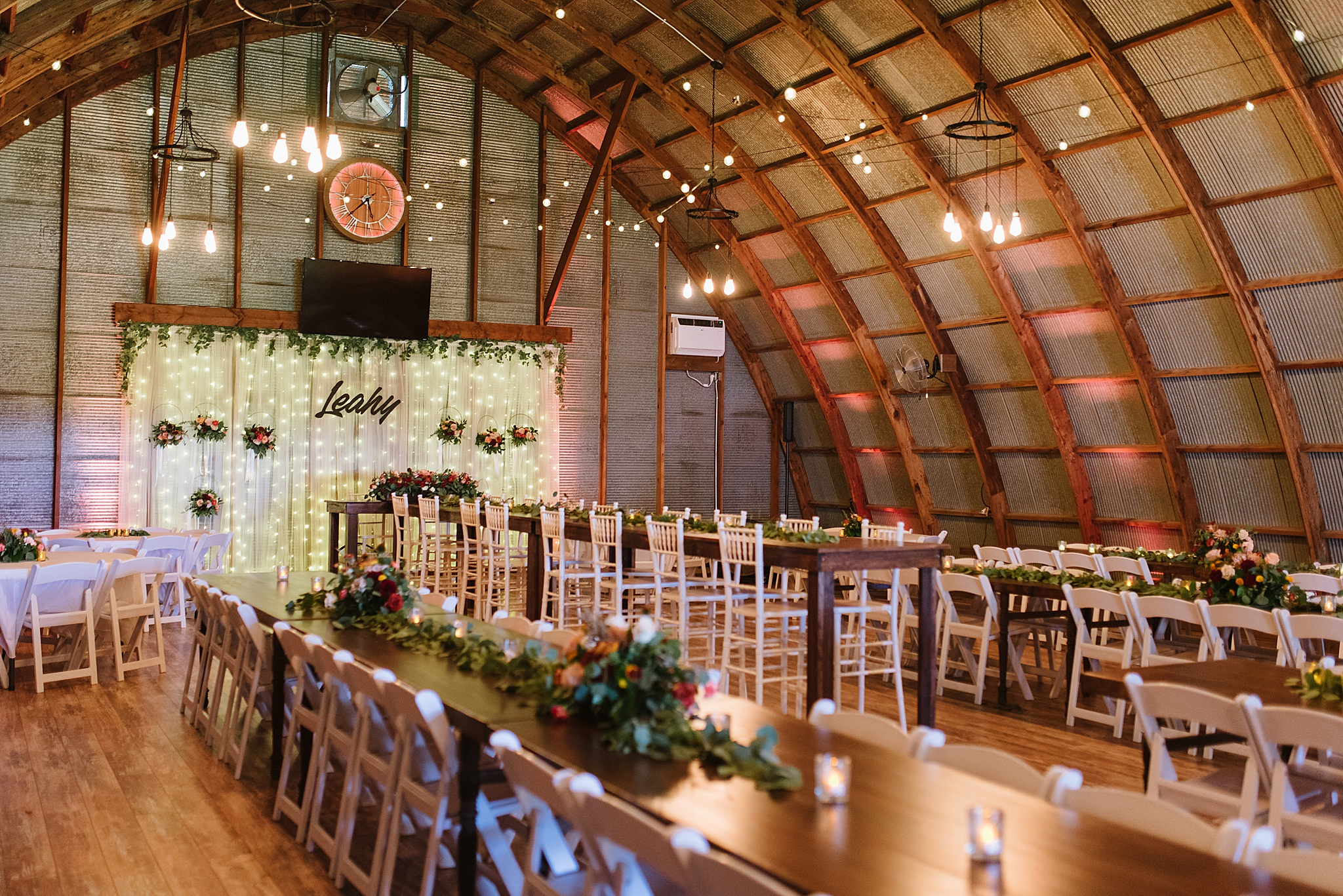north star farm event center wedding