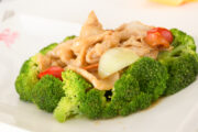 Sauteed Pork with Broccoli (DEL-1065)