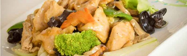 New Thriving Chicken Chop Suey- Dish of the day! Thursday June 25, 2015