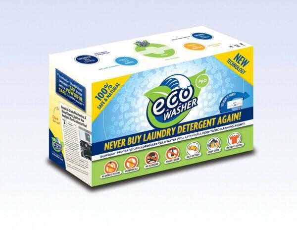 EcoWasher Pro boxed