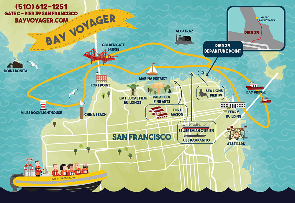 bay voyager map low res